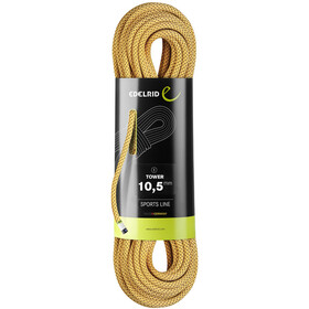 Edelrid Tower Rope 10,5mm 40m, flame